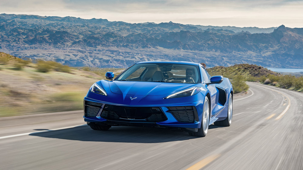 Photo: Courtesy of Chevrolet Division of General Motors Company.