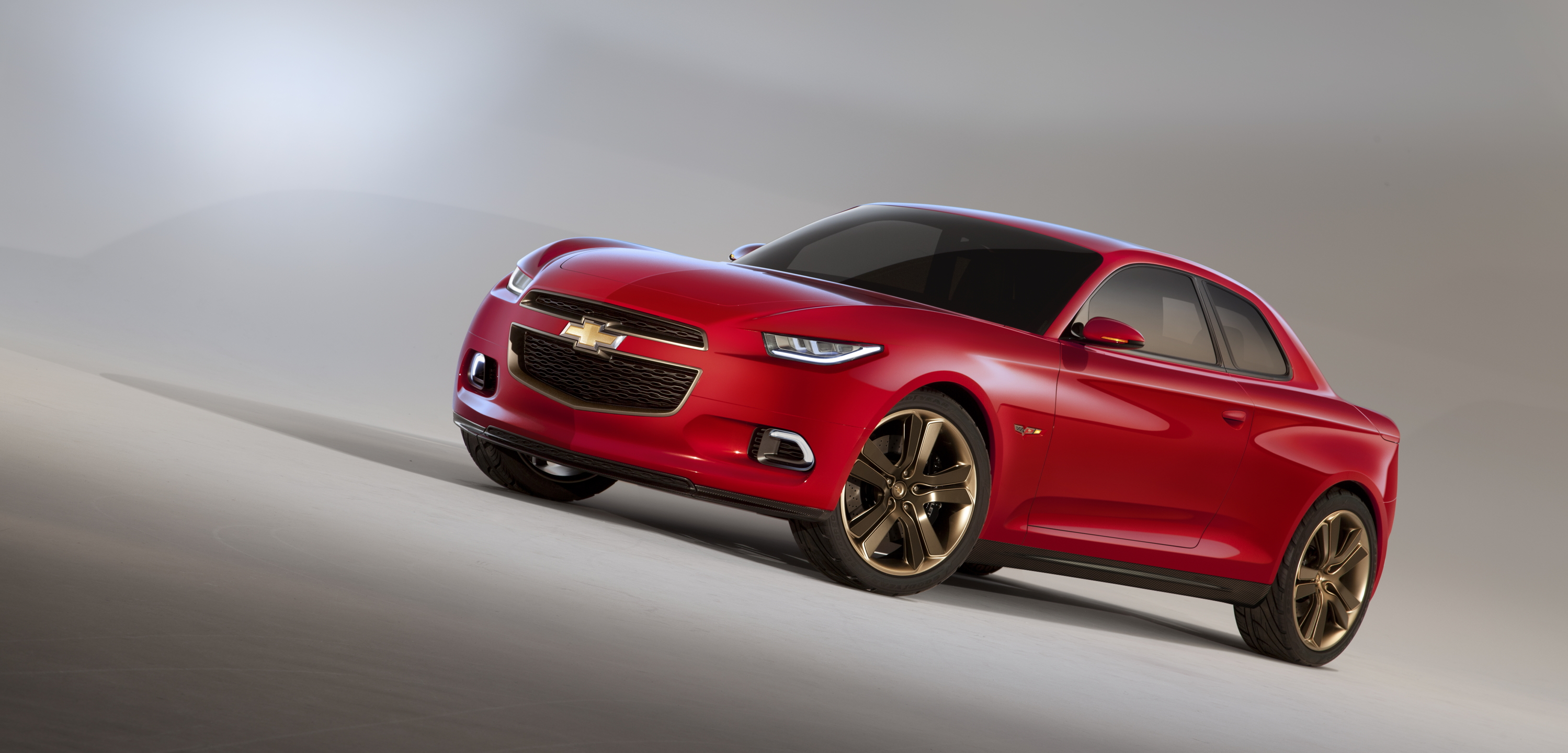 The 2012 Chevrolet Code 130R concept. Photo courtesy of GM