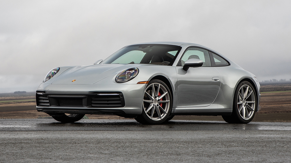 Porsche isn't ready to give up on combustion engines yet. Porsche