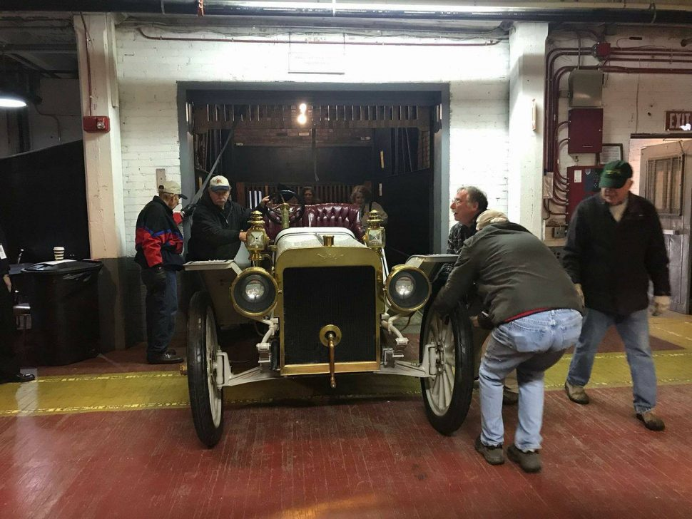 Entire collection of pre-Model T Ford alphabet cars transferred to ...