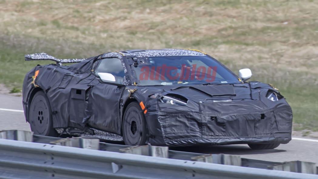 Chevrolet Corvette Z06 prototype Image Credit: KGP Photography