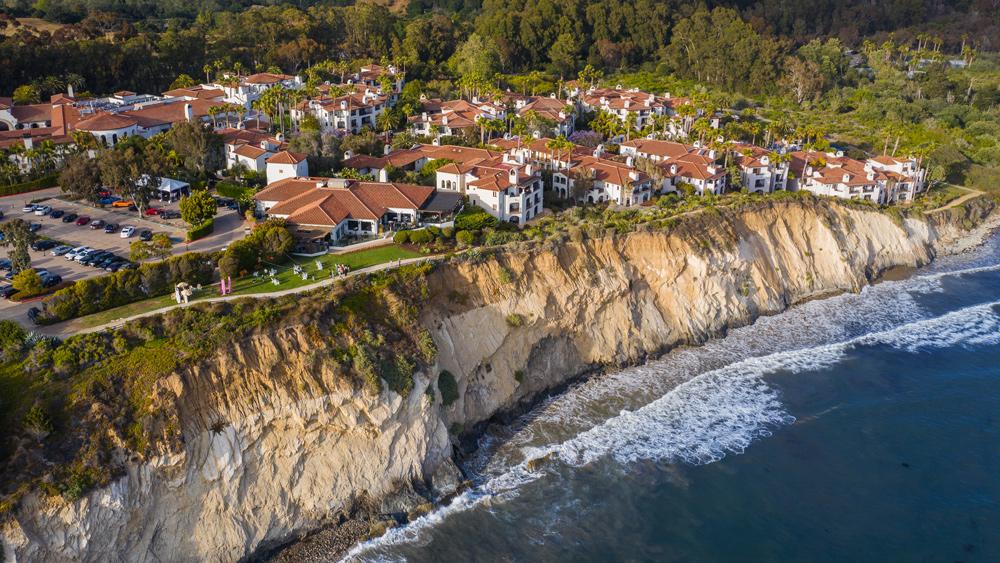 The Ritz-Carlton Bacara, Santa Barbara.  Photo by WayUp Media.