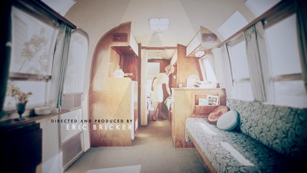 """An opening still from the """"Alumination"""" documentary on Airstream.  Photo: Courtesy of """"Alumination"""""""