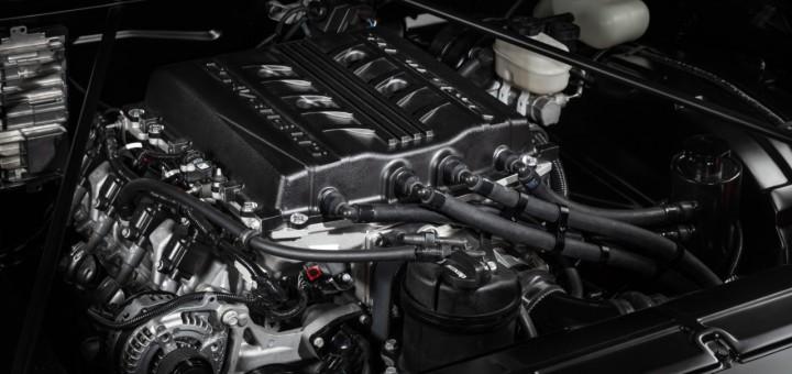 LT5 V8 Engine from C7 Corvette ZR1