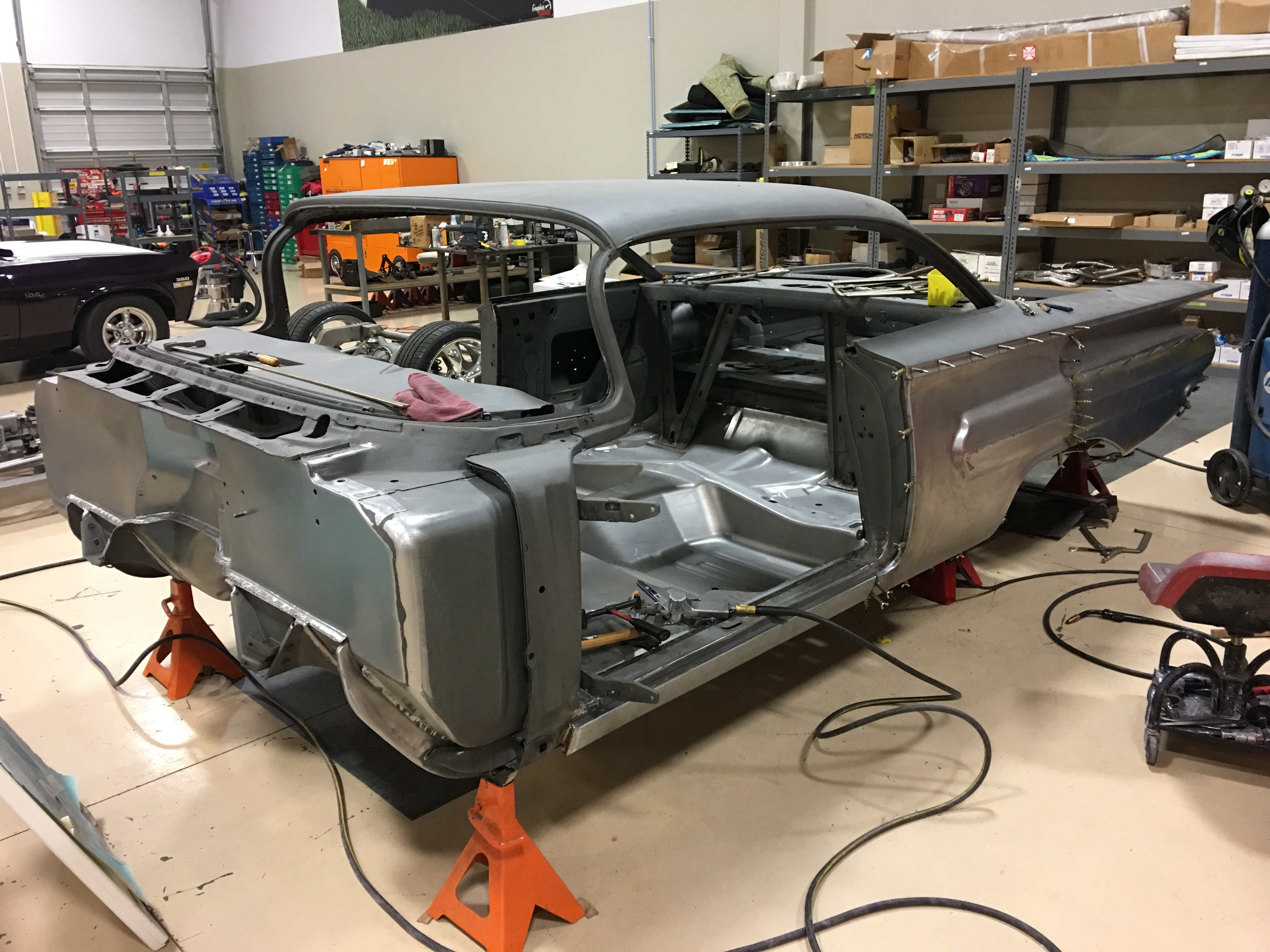 1960 Chevrolet Impala Build - Fabrication (Part 2) | RK
