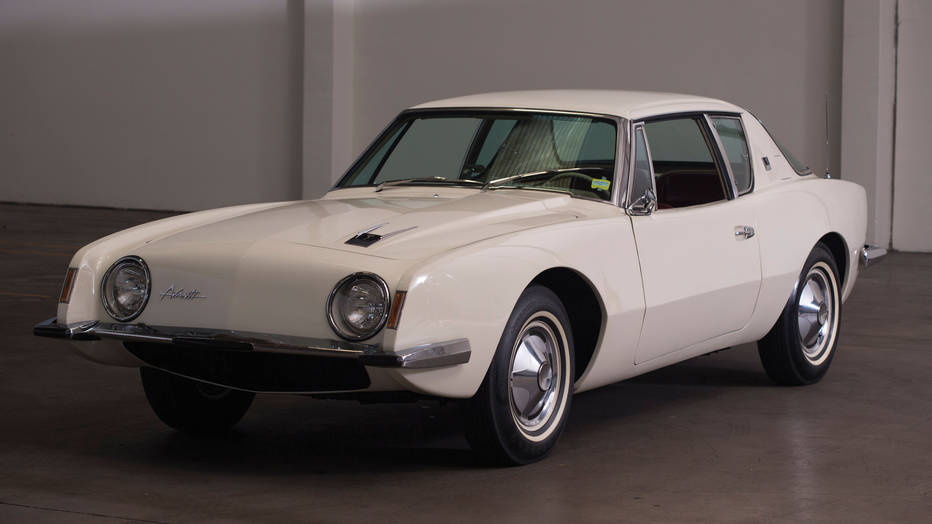 The Studebaker Avanti came with a V8, but your author has always wanted an electric version - probably because one appeared in the 1997 sci-fi movie 'Gattaca'