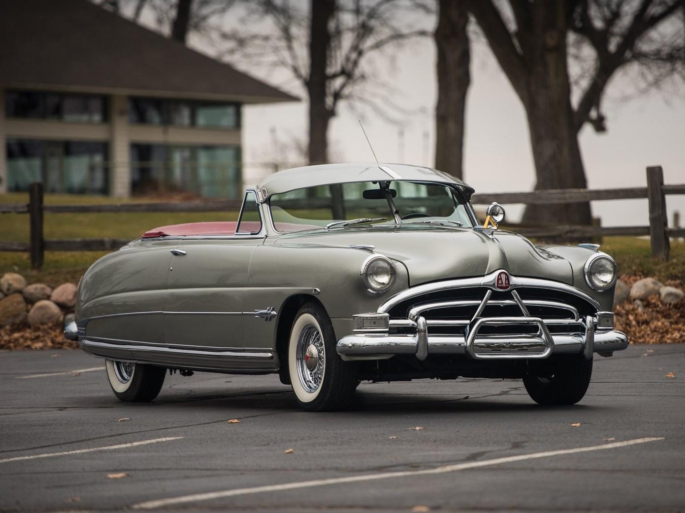 1951 Hudson Hornet Convertible Brougham RM Sotheby's