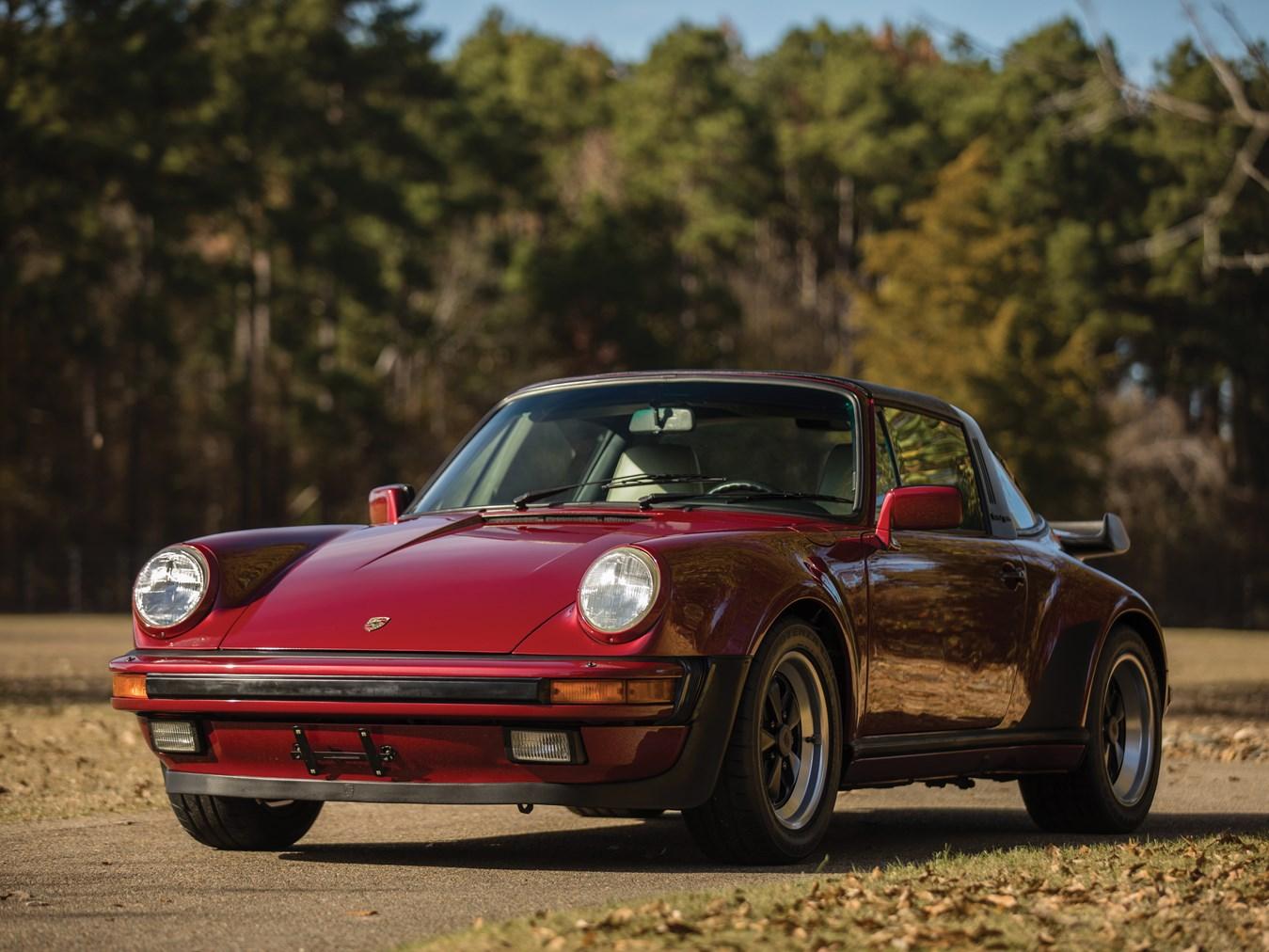 1989 Porsche 911 Turbo Targa RM Sotheby's