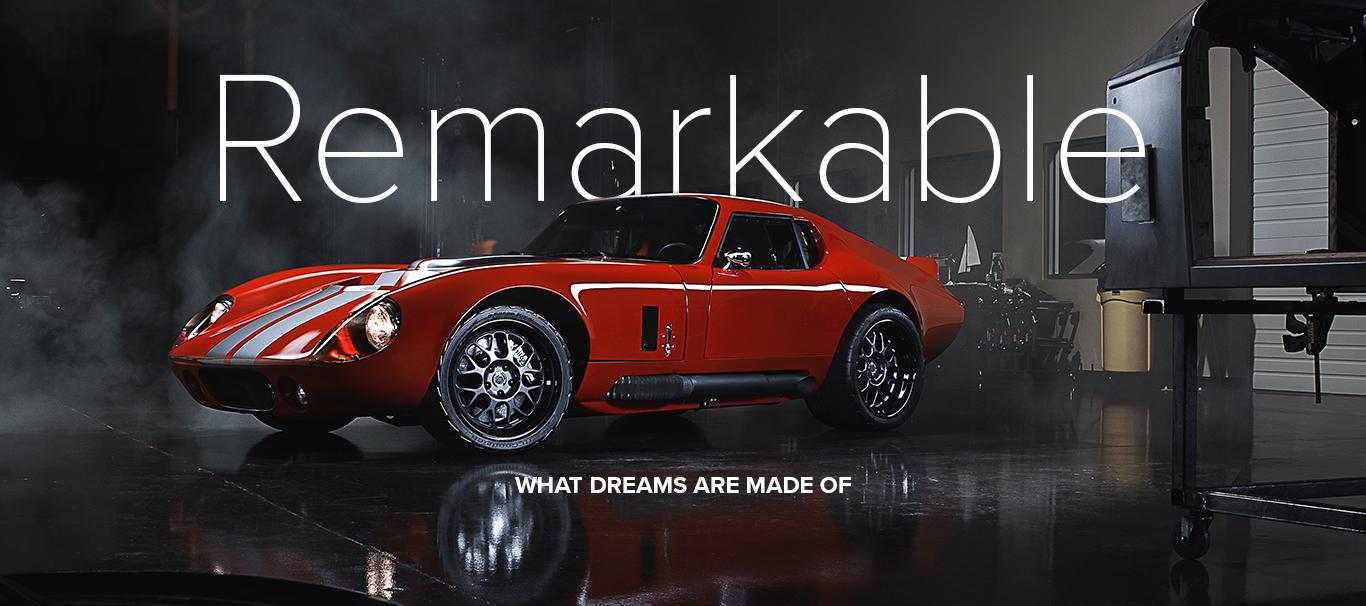 RK Motors Shelby Daytona