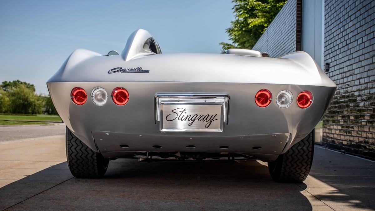 For our purpose, this Sting Ray is the mythical perfect car. It's a microcosm of forces that created one of America's first auto racing-specific publications, which morphed gradually into its only weekly car-enthusiast publication and then into the clarion of car culture in every corner.