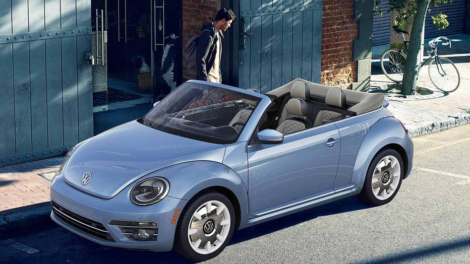 The Volkswagen Beetle Final Edition will be the last.