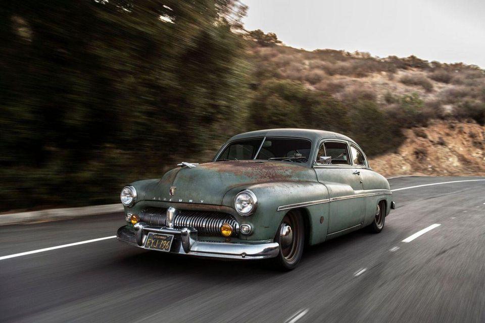 1959 Mercury Coupe Electric VehicleICON