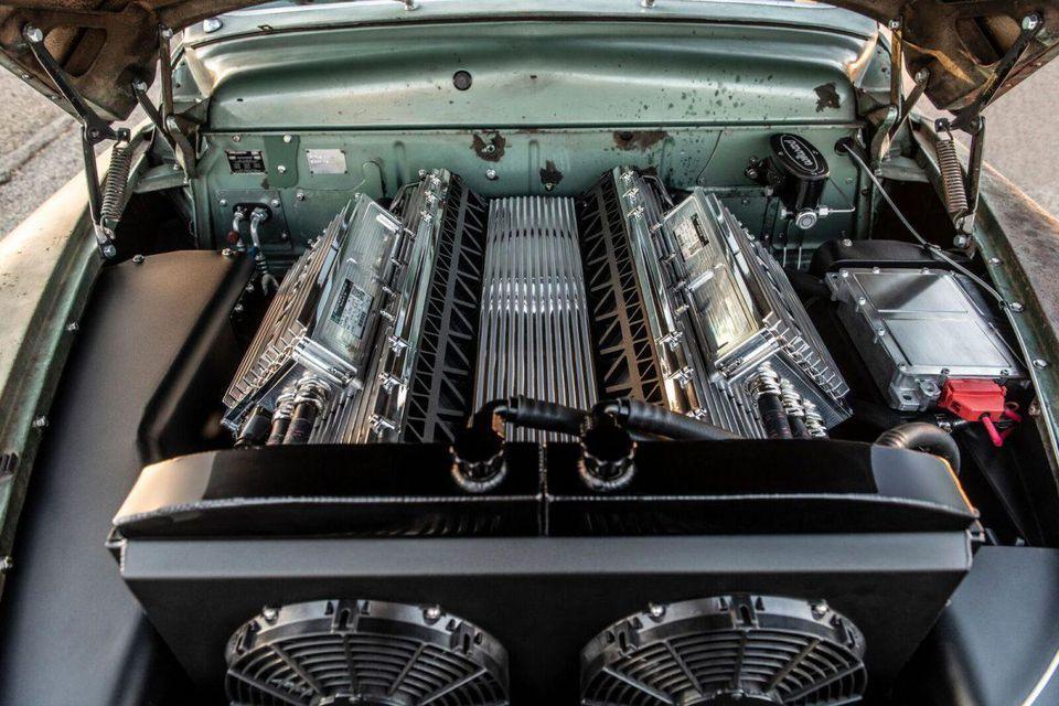 Icon Mercury Coupe EVICON