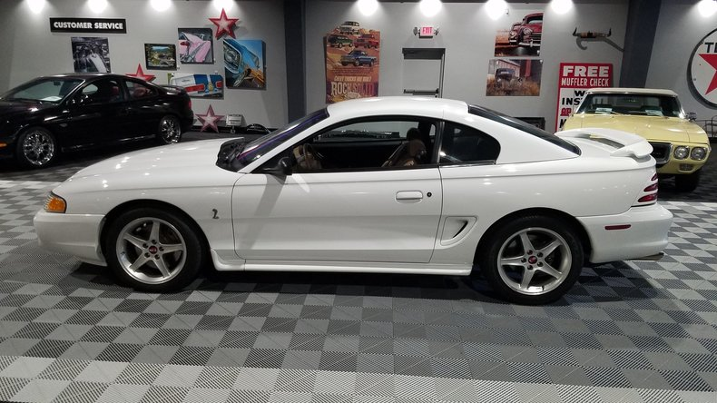 1995 ford mustang cobra r for sale 83676 mcg. Black Bedroom Furniture Sets. Home Design Ideas