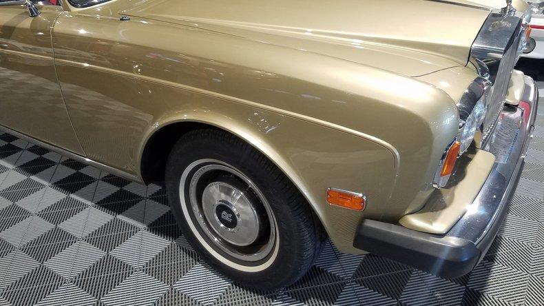 1981 1981 Rolls-Royce Corniche For Sale
