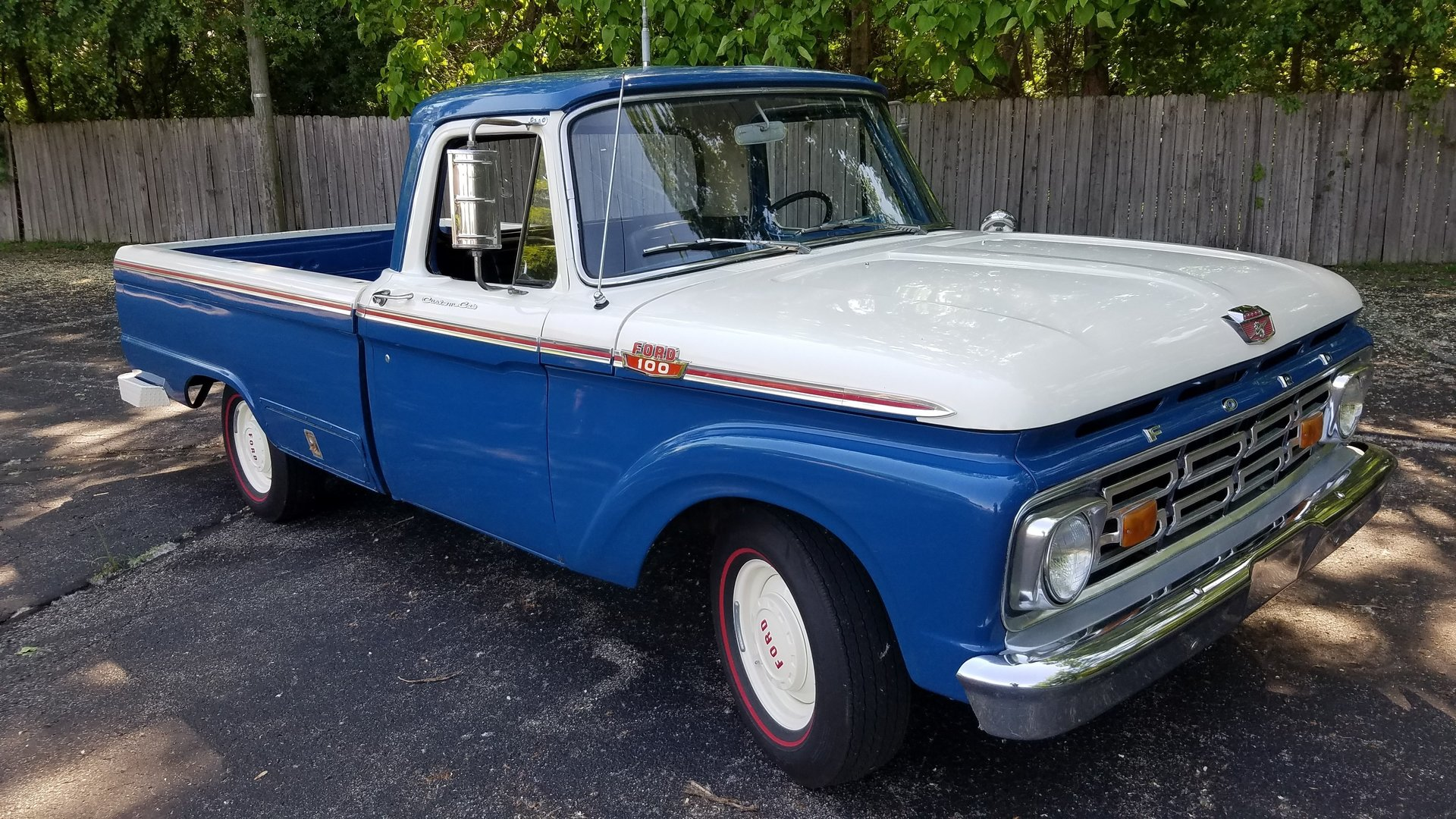 1964 Ford F100 Rock Solid Motorsports Pickup Truck