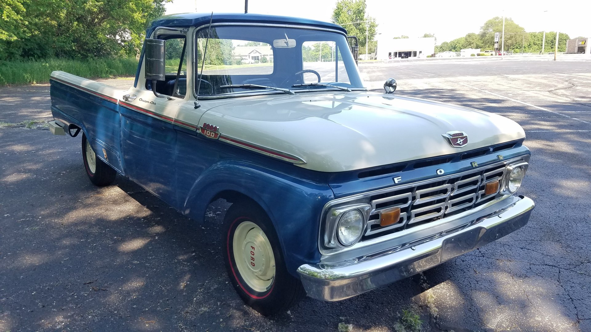 1964 Ford F100 Rock Solid Motorsports Pickup
