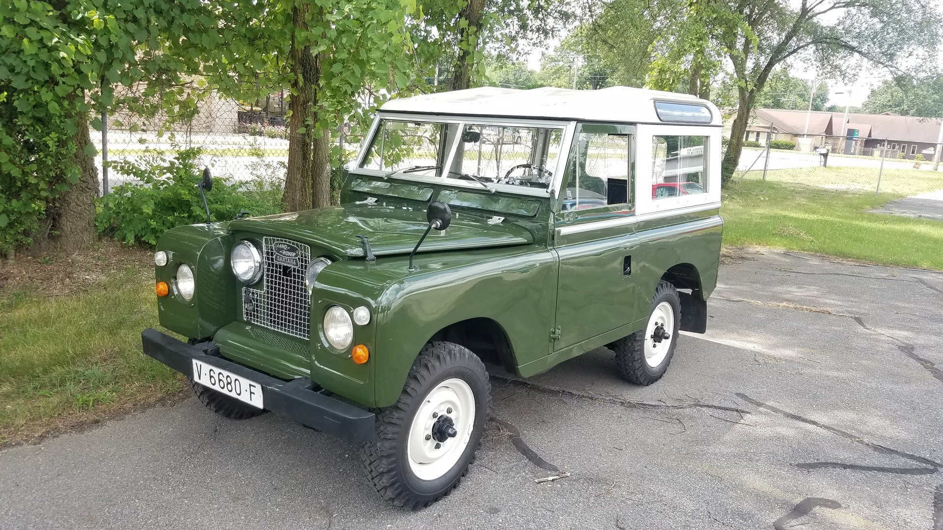31655d0330b8 hd 1973 land rover series iia
