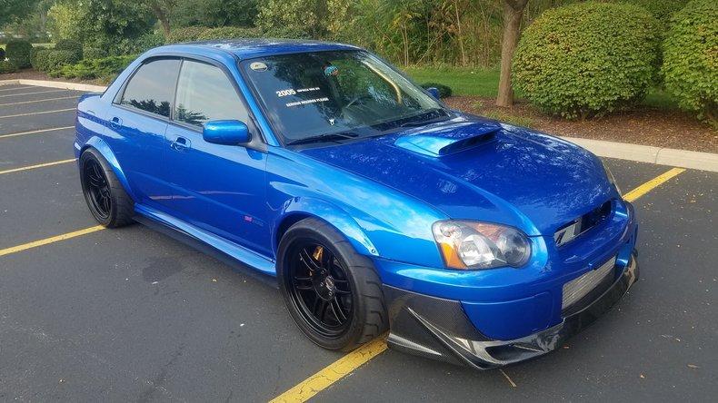 2005 Subaru Impreza Wrx Rock Solid Motorsports