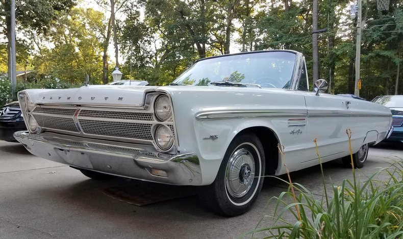 1965 Plymouth Sport Fury
