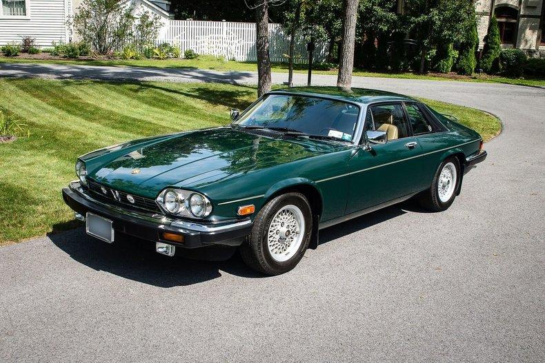 1989 Jaguar Xjs For Sale 91337 Mcg