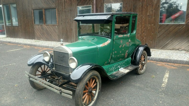 1927 Ford T