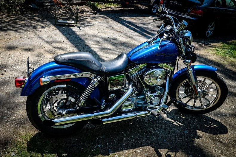 2005 Harley Davidson Dyna Glide Custom