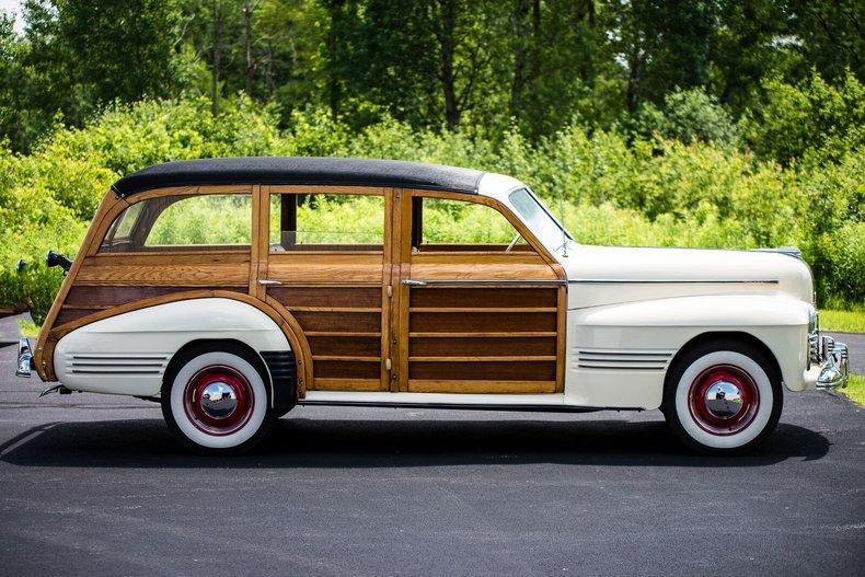 1941 Pontiac Woodie Wagon