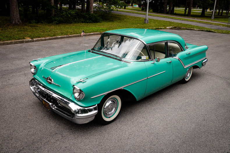 1957 Oldsmobile Golden Rocket 88