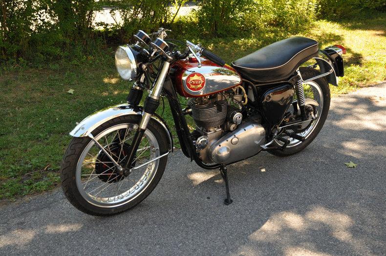 1961 BSA Goldstar