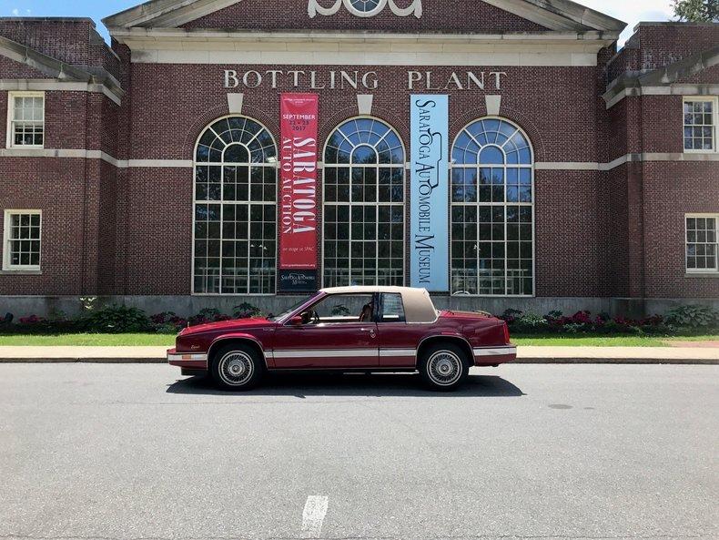 1988 Cadillac Eldorado