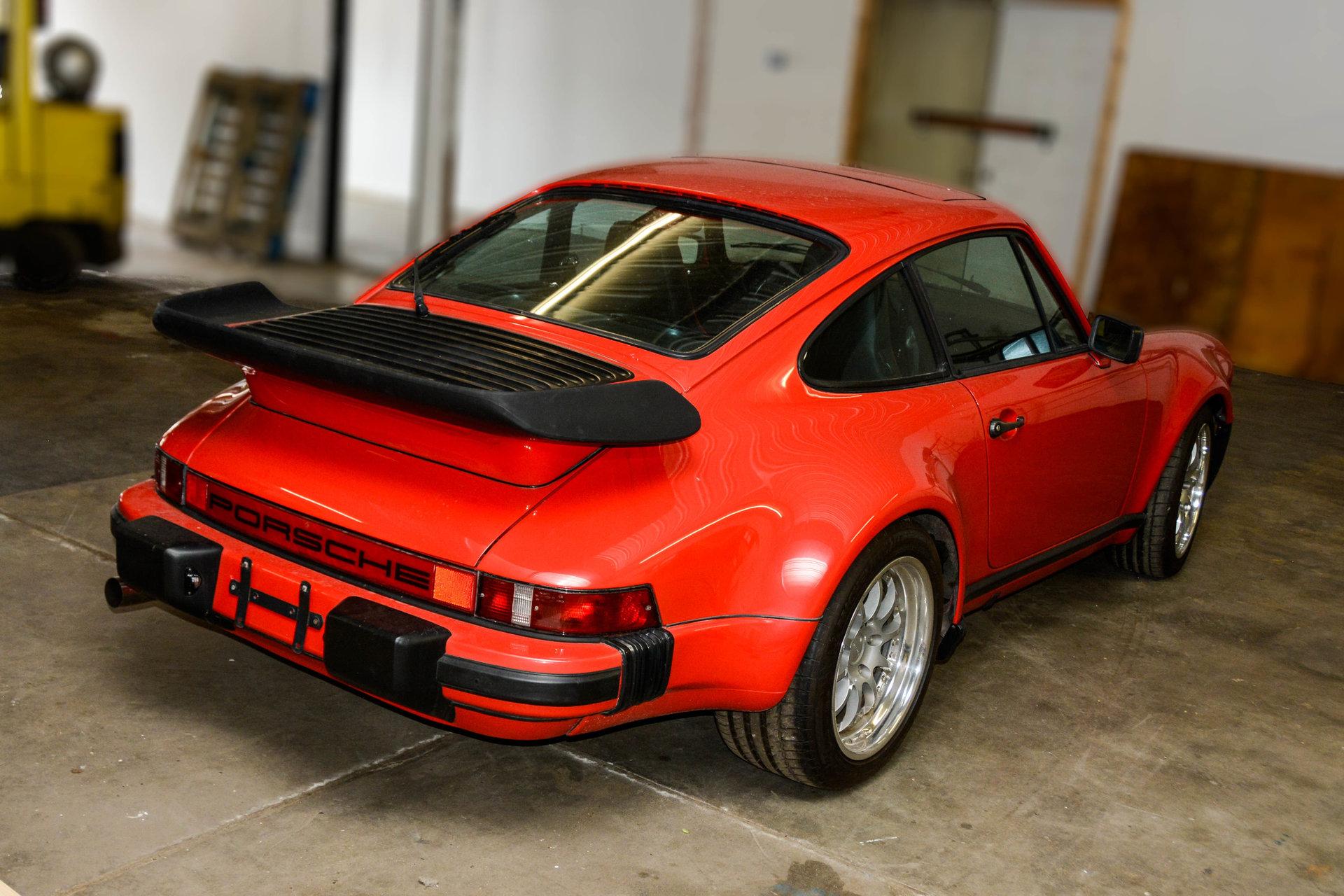 1986 porsche 911 saratoga auto auction. Black Bedroom Furniture Sets. Home Design Ideas