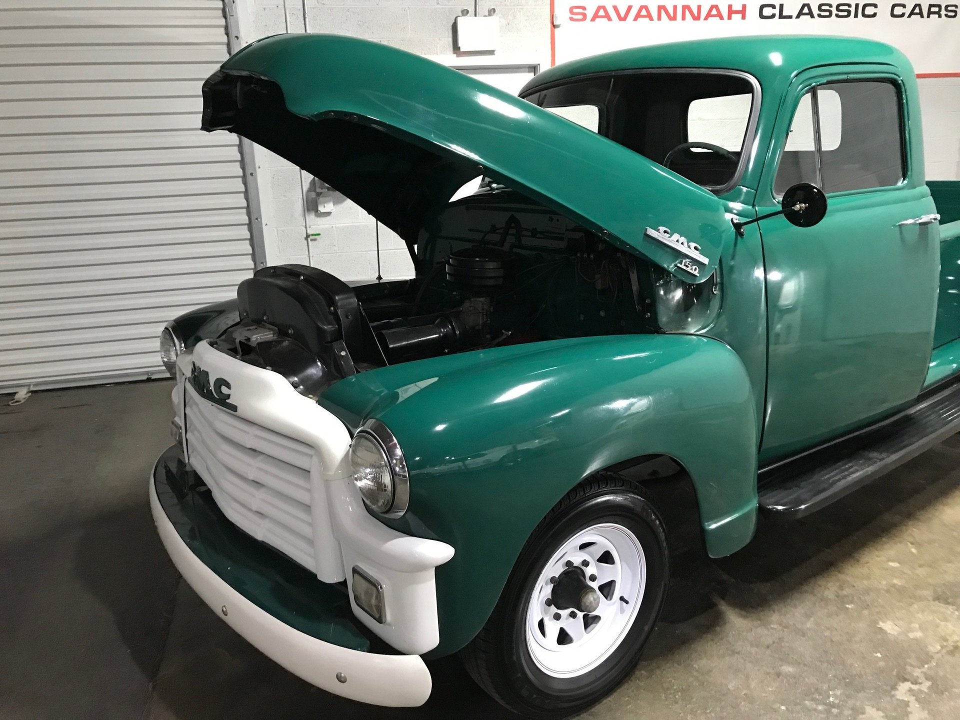 1954 Gmc Pickup Truck For Sale 78796 Mcg