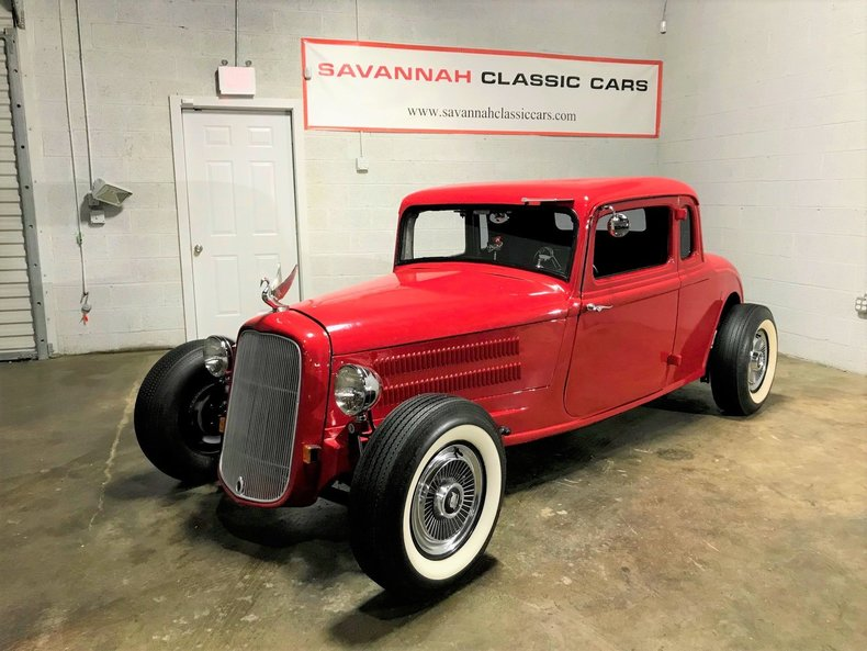 1932 Plymouth Custom