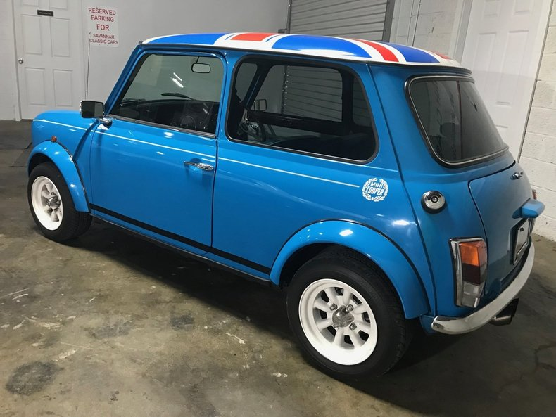1964 austin mini cooper for sale 87136 mcg for Garage mini 92
