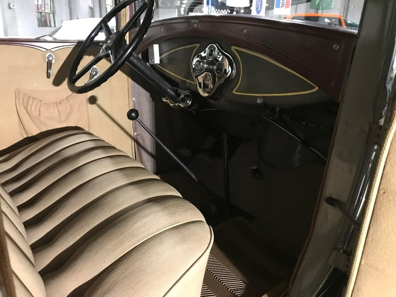 how to change dome light in 1930 ford model a