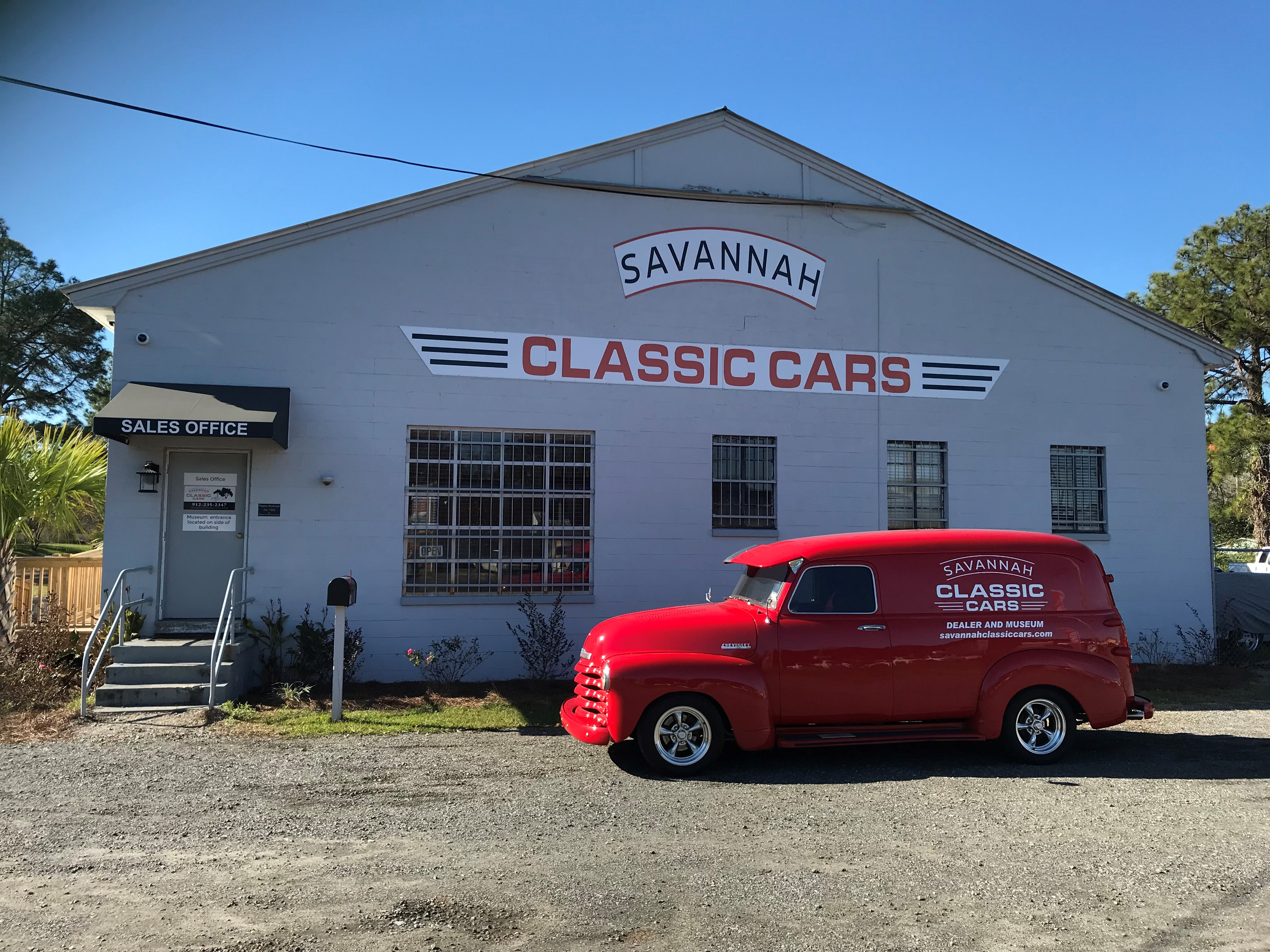 About Us | Savannah Classic Cars