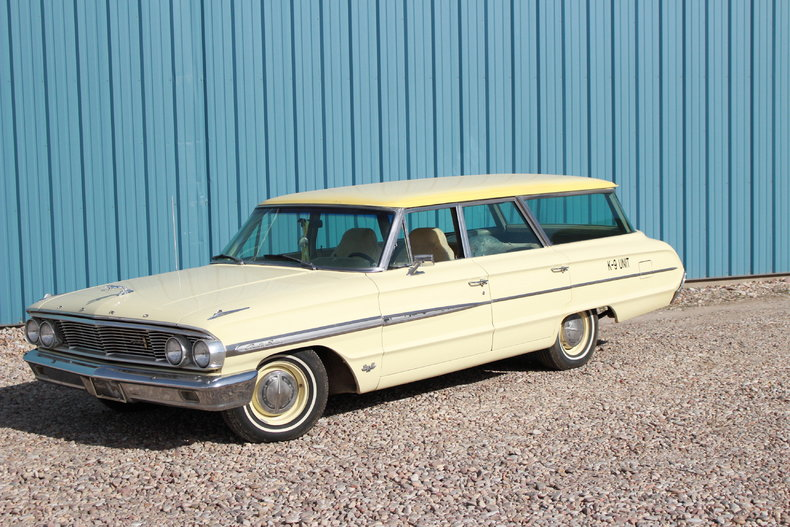 1964 Ford Country Sedan For Sale