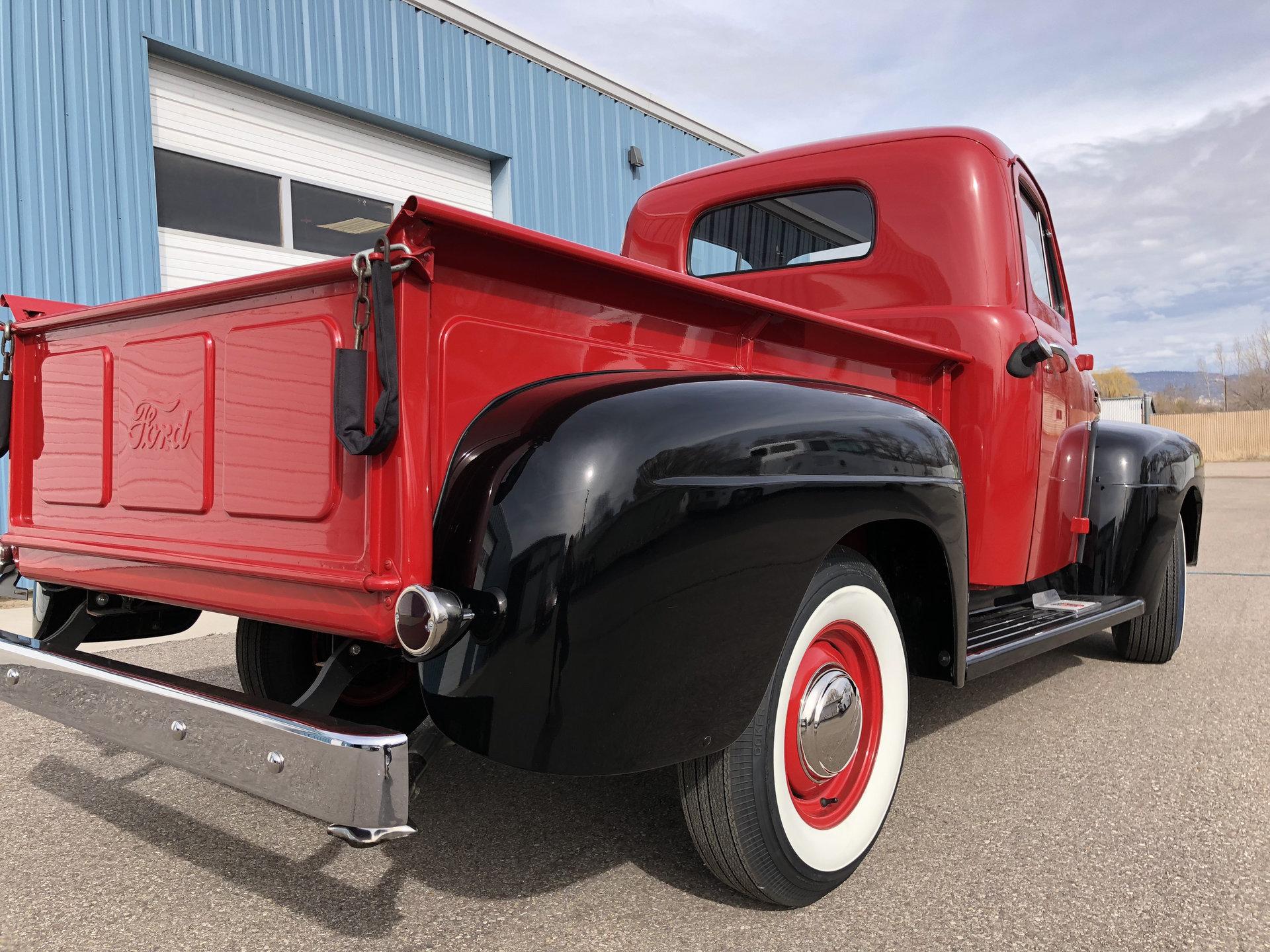 1948 Ford F1 Salt City Classics Pickup Truck