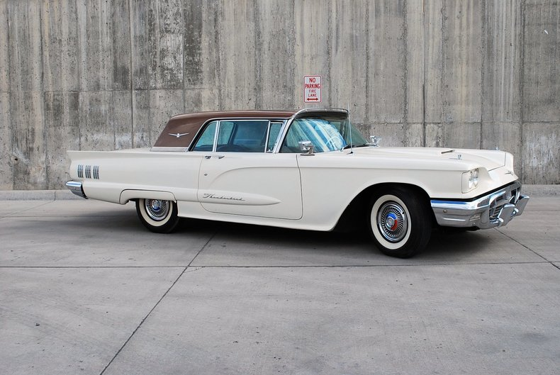 1960 1960 Ford Thunderbird For Sale