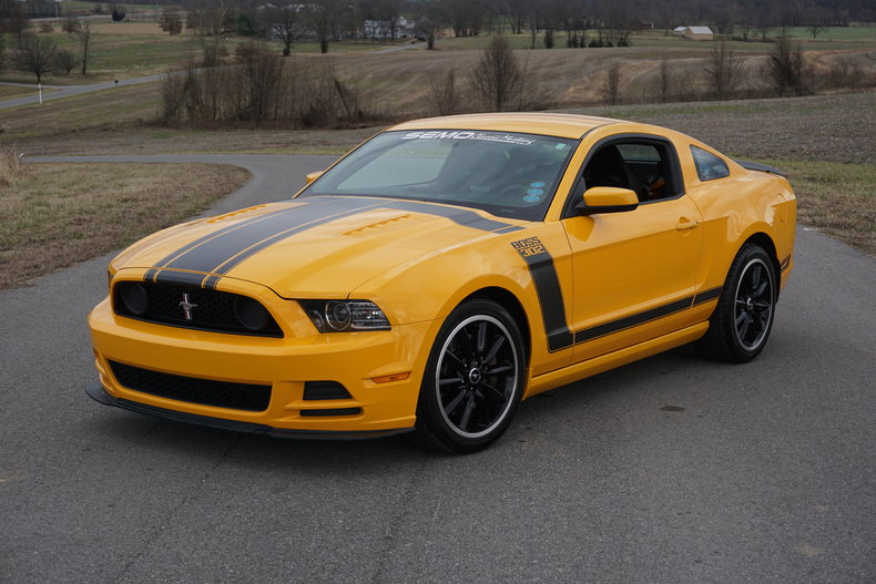 2013 Ford Mustang Boss 302 For Sale 51822 Mcg