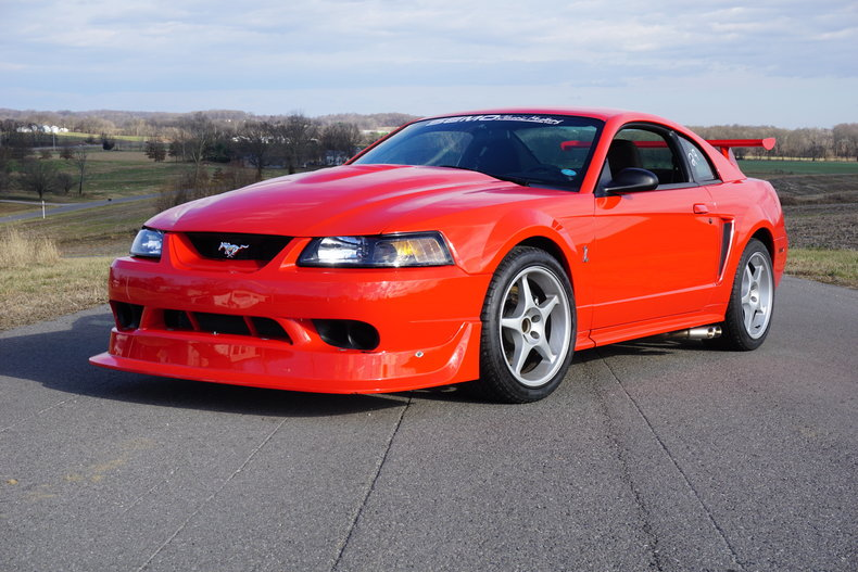 2000 2000 Ford Mustang For Sale