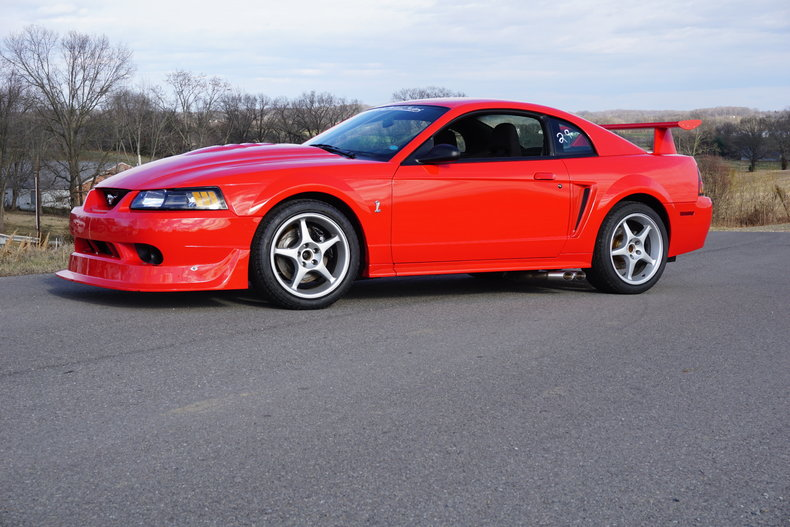 2000 ford mustang svt cobra r for sale 57 mcg. Black Bedroom Furniture Sets. Home Design Ideas