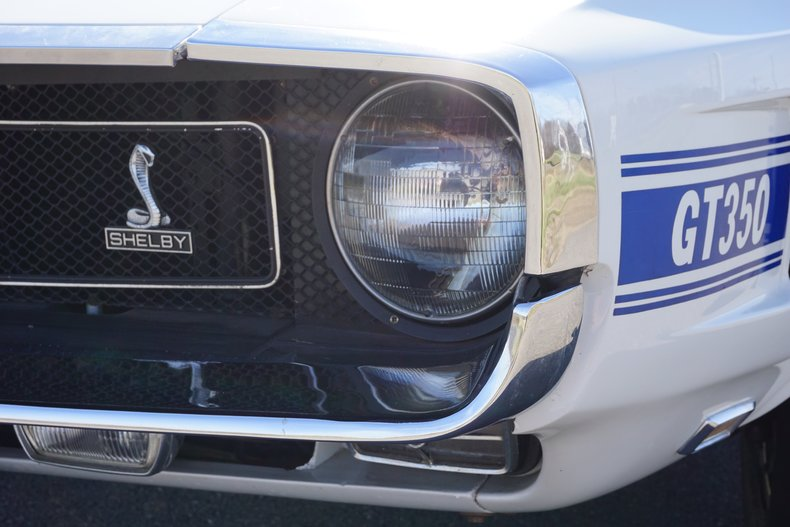 1969 1969 Shelby GT350 For Sale