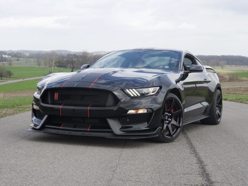 2016 Shelby GT350R