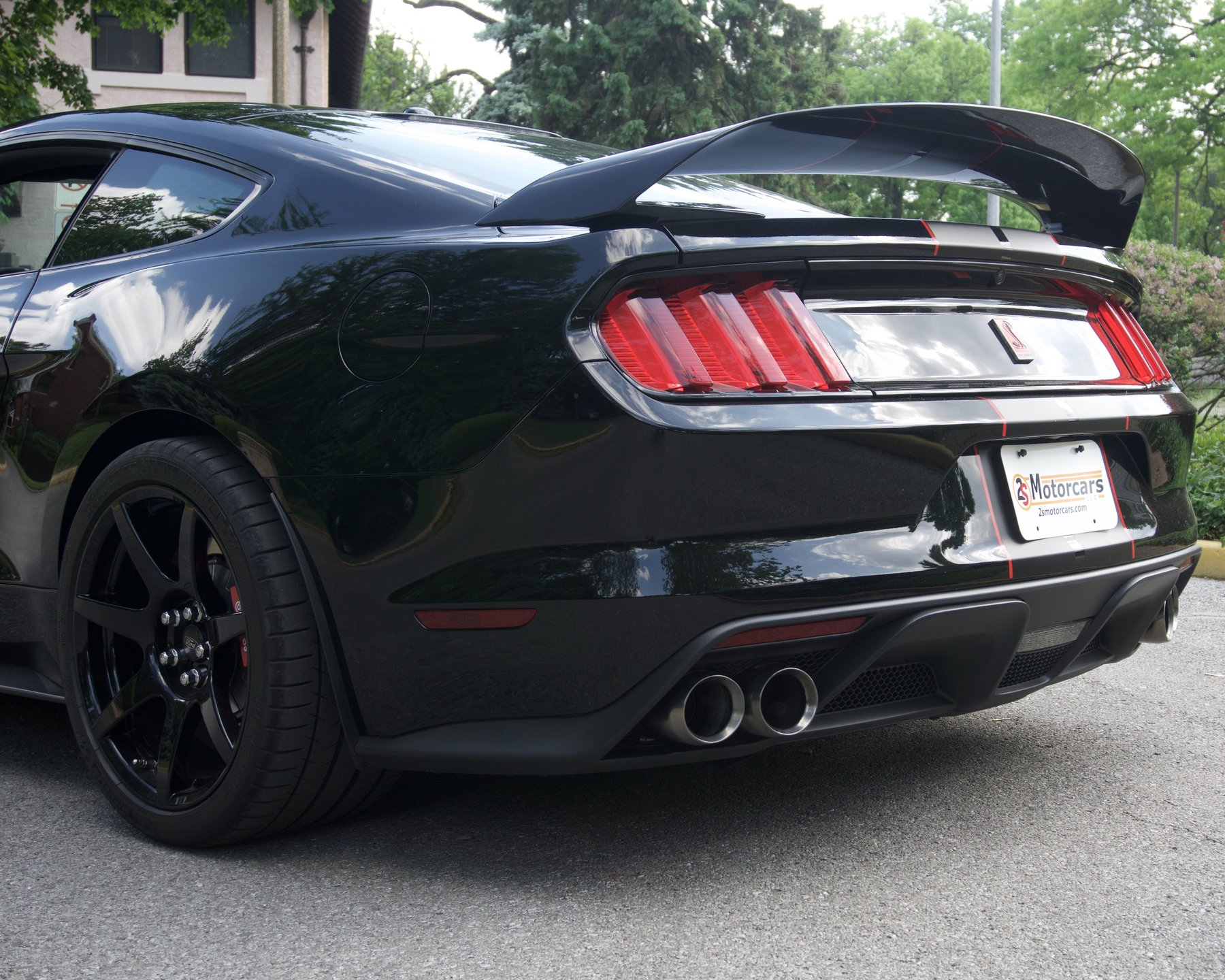 Carfax Report Cost >> 2017 Shelby GT350R | 2S Motorcars | Specializing in High