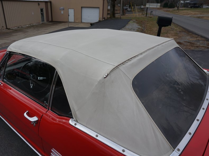 1966 1966 Ford Mustang For Sale