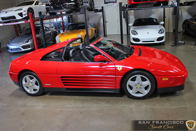 1992 ferrari 348 ts san francisco sports cars buy sell and store exotic and classic cars. Black Bedroom Furniture Sets. Home Design Ideas
