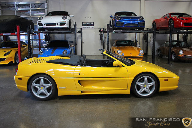 1999 Ferrari F355  San Francisco Sports Cars