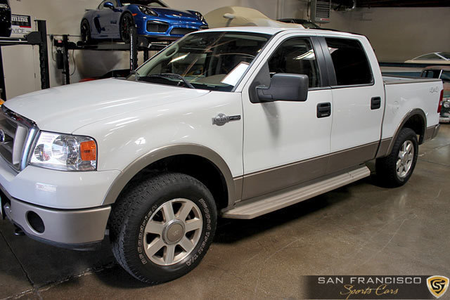 2006 ford f150 king ranch san francisco sports cars. Black Bedroom Furniture Sets. Home Design Ideas